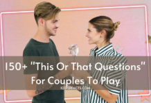 "150+ ""This Or That Questions"" For Couples To Play"