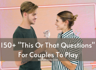 """150+ """"This Or That Questions"""" For Couples To Play"""