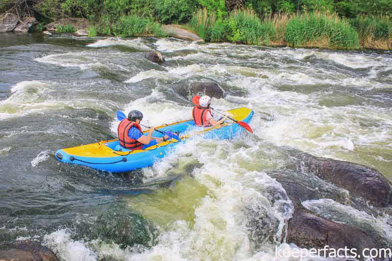 river rafting for couples