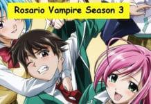 rosario vampire season 3