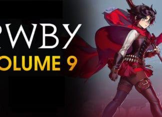 Rwby Volume 9