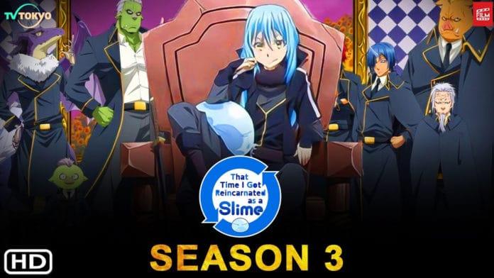 That Time I Reincarnated As A Slime Season 3
