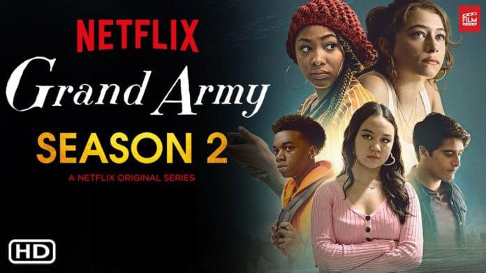 grand army season 2