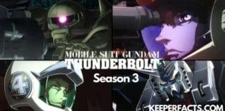 Gundam Season 3