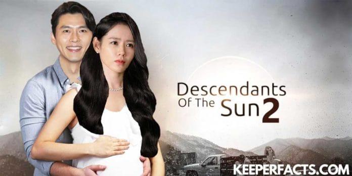 Descendants of the Sun Season2