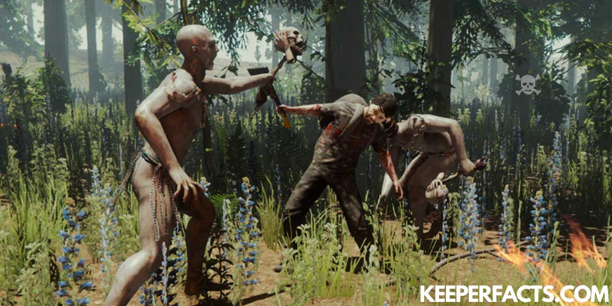 The Forest Cheats PS4