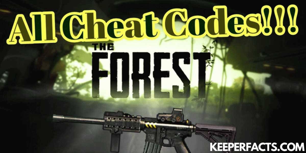 The Forest Cheat Code for PS4