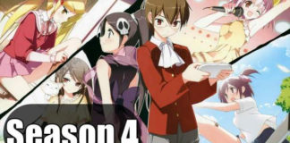 the world god only knows season 4