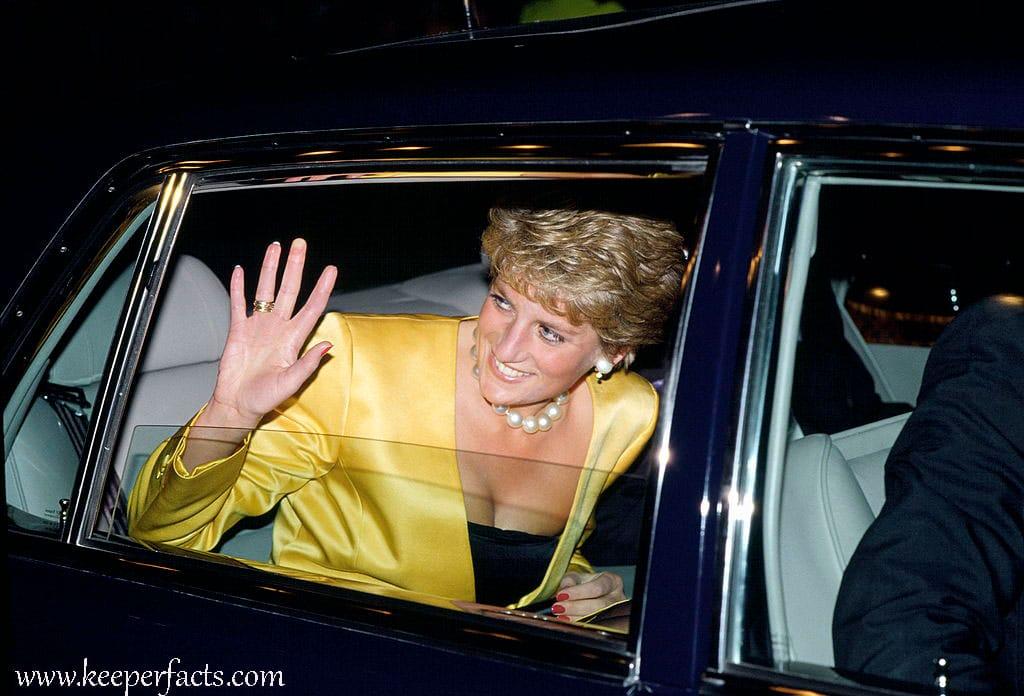 Anonymous Princess Diana