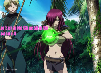 Aoi Sekai No Chuushin De Season 4