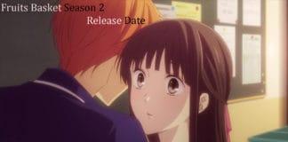 Fruits Basket Season 2 Release Date