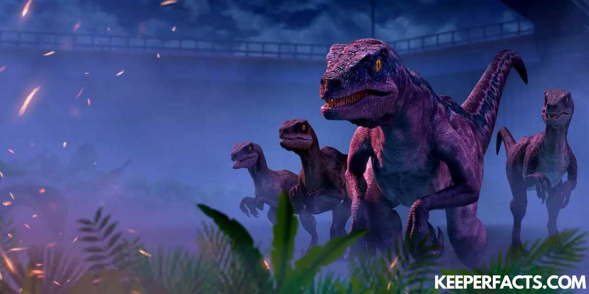 Camp Cretaceous Season 3