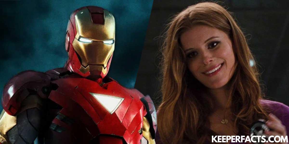 Kata Mara Iron Man 2