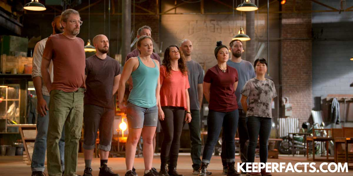 Blown Away Season 3: Release Date    Challenges  Participants  Where to watch    More updates!
