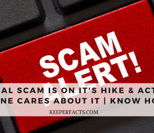 Financial Scam is On It's Hike & Actually No One Cares About It   Know How?