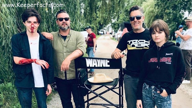 Wayne Season 2 Cast