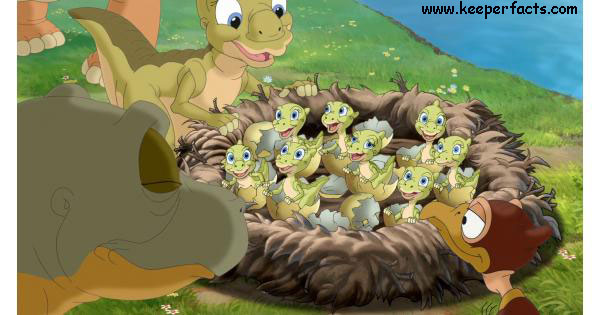 the Land Before Time 15