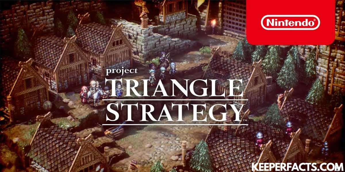 Is Project Triangle Strategy RPG the successor to Octopath Traveler?  Official Announcement Trailer|  Release date |  Plot and much more!