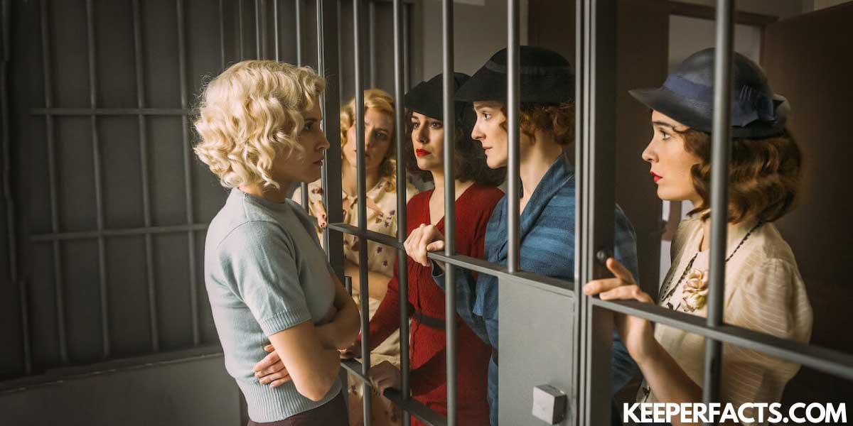 Cable Girls Season 5