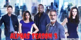 Alphas Season 3