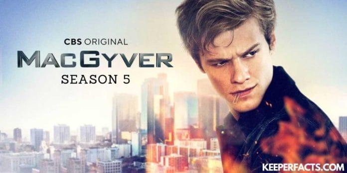 MacGyver Season 5