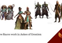 Races and Classes in Ashes of Creation