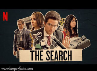 the search netflix