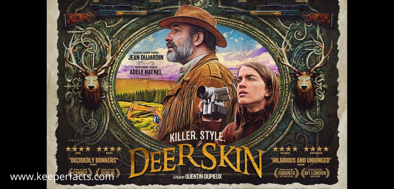 Deerskin Review: One Of The Most Gruesome Fashion Films Ever Made After The Devil Wears Prada