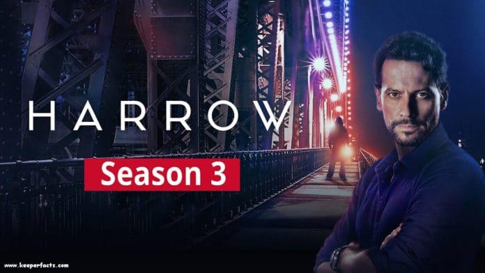 Harrow Season 3