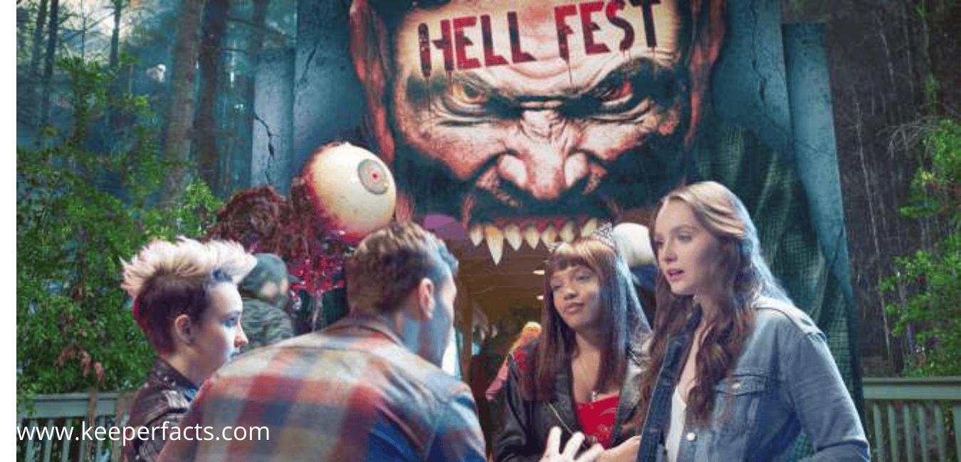 Hell Fest 2 Storyline