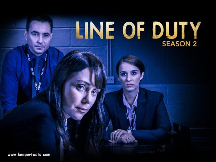Line of duty season 2