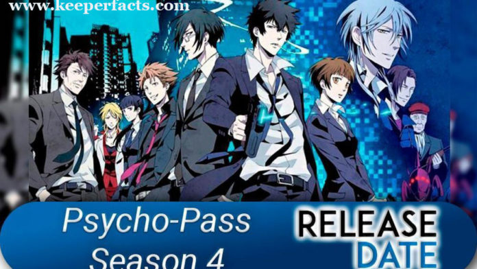 Psycho Pass Season 4