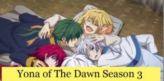 Yona of the Dawn Season 3