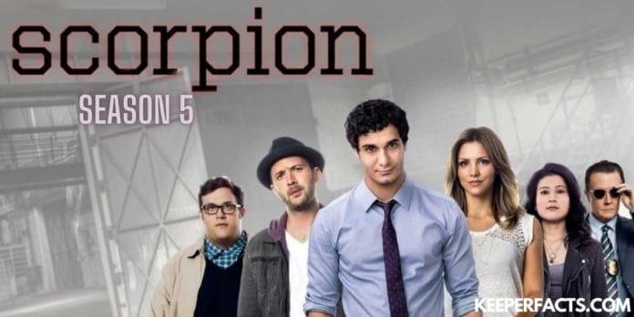Scorpion Season 5