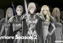 Claymore Season 2