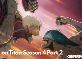 Attack on Titans Season 4 part 2