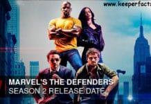the defenders season 2