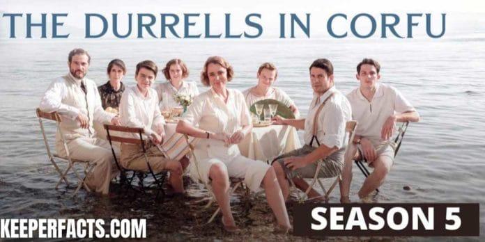 THE DURRELLS IN CORFU SEASON 5