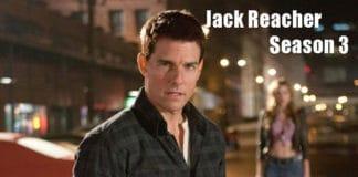 Jack Reacher season 3