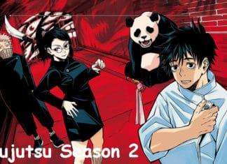 Jujutsu Kaisen Season 2 Release Date