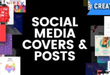 Create Images for social medias
