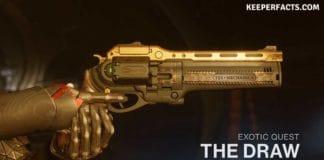The Draw Destiny 2