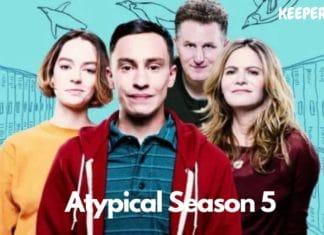 Atypical season 5
