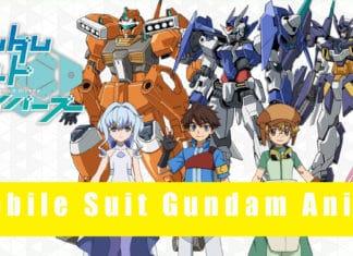 mobile suit gundam anime