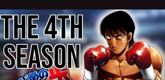Hajime No Ippo Season 4