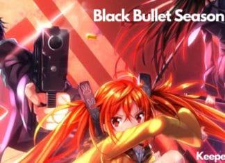 Black Bullet season 2