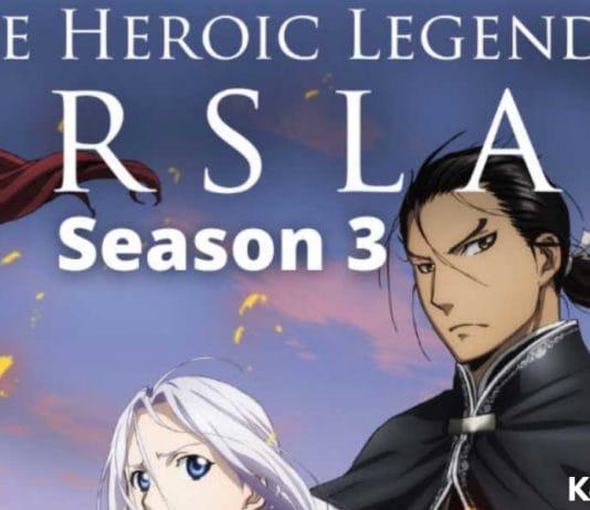 Arslan: Season 3
