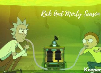 rick and morty season 6