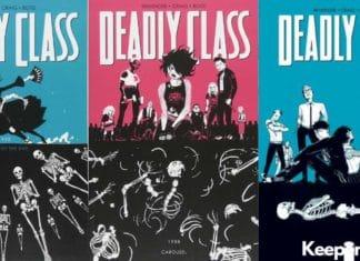 Deadly Class Comic