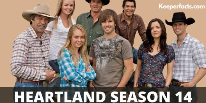 When Will Heartland Season 14 Family Comedy Drama Series Coming On Netflix?
